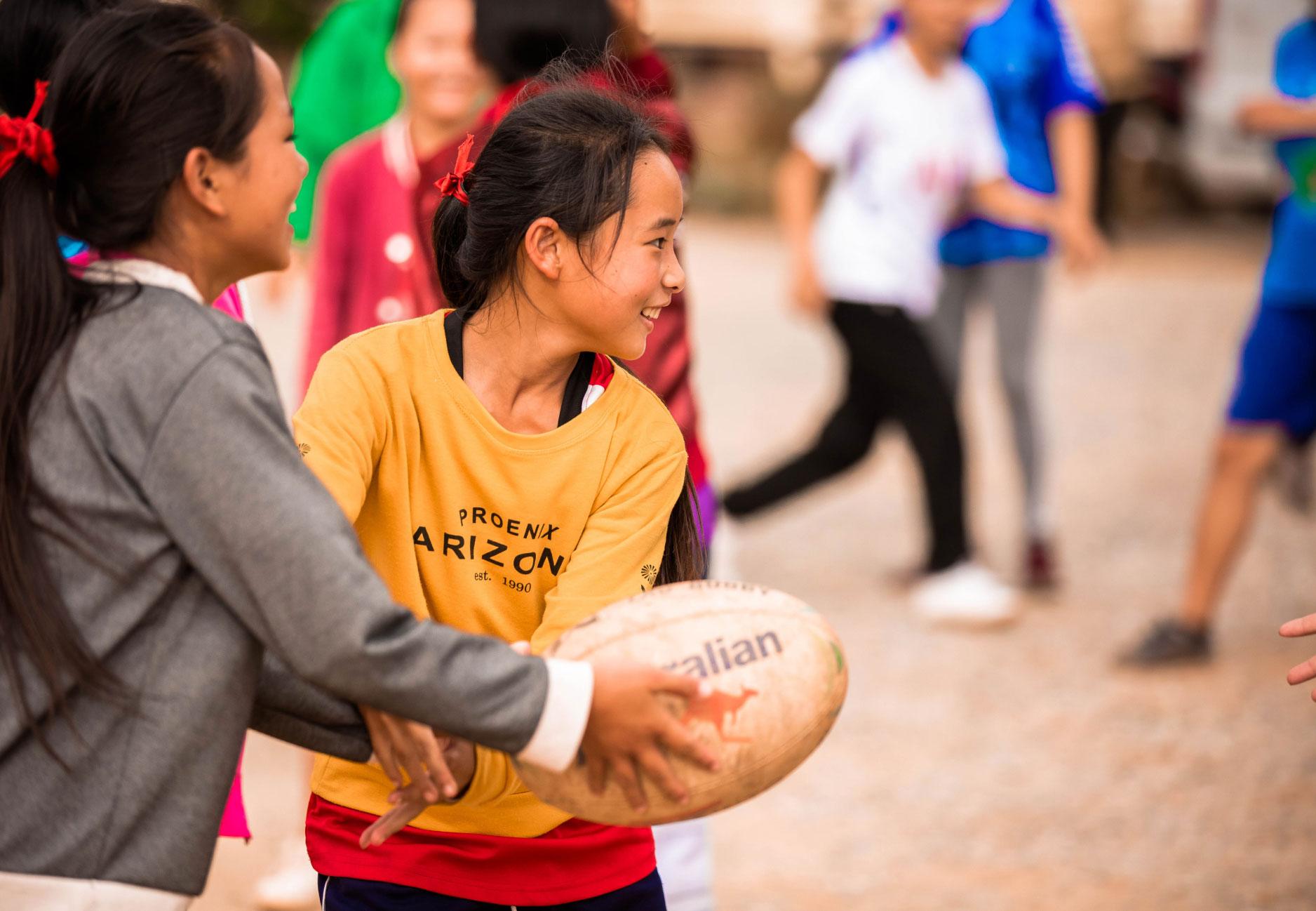 ChildFund Sport for Development